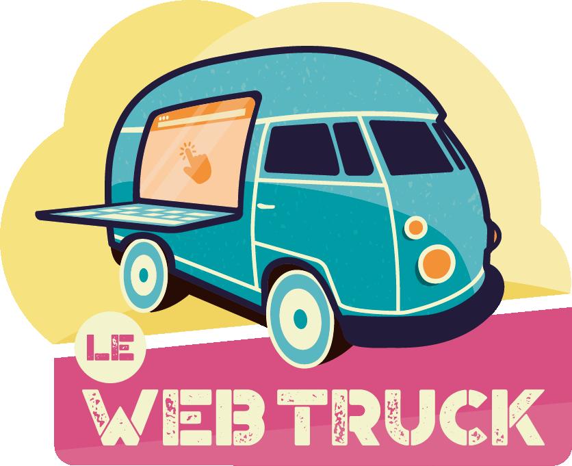 Le Web Truck, votre solution pour la création d'un site internet