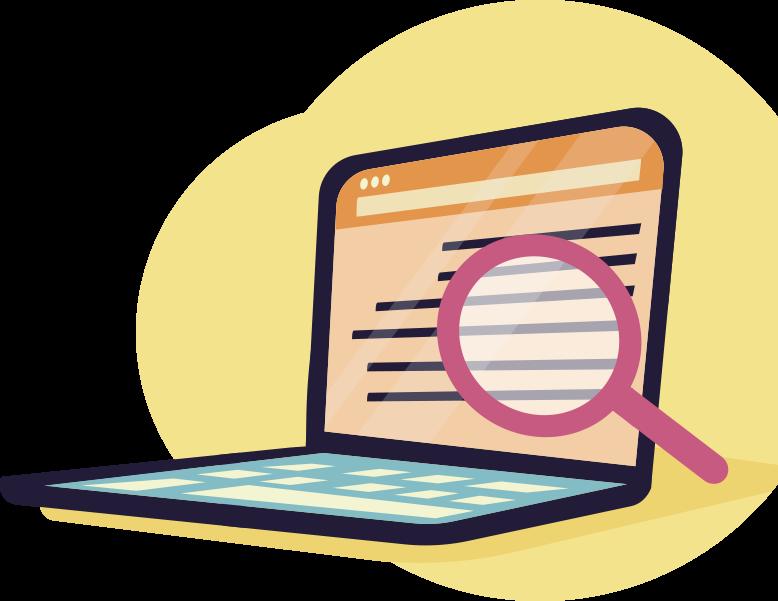 Commandez votre audit SEO gratuit pour déterminer les points forts et les points faibles du référencement de votre site internet