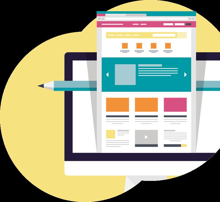Le design, un élément primordial pour le Web Truck afin que votre site internet soit une réussite