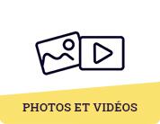Nous pouvons créer des photos et vidéos pour animer et rendre attractif votre site internet