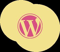 Nous créons votre site internet grâce à la plateforme WordPress ce qui nous permet de créer un site web unique et modulable