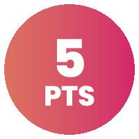 5-pts